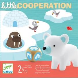 Joc de echipa cu ursi polari si pinguini