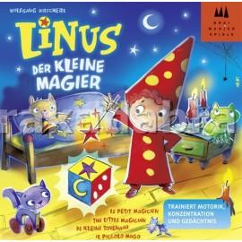 Joc de memorie copii Linus, micul vrajitor (Linus, der kleine Magier)