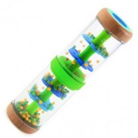Jucarie bebe Djeco  Ploaie colorata verde