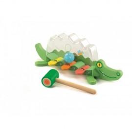Jucarie Crocodilul jucaus Djeco