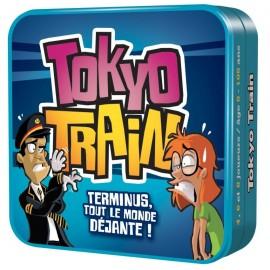 Joc Tokyo Train