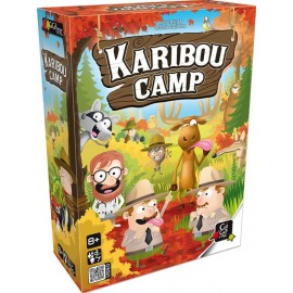 Joc Karibou Camp