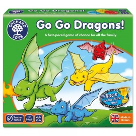 Joc Orchard Toys Hai, Dragonii! (Go Go Dragons!)