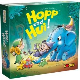 Joc educativ Elefantelul Hopa sus!