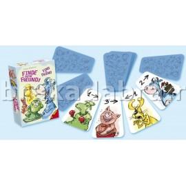 Joc de carti pentru copii Gaseste-ti un prieten