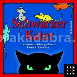 Joc de memorie Pisica neagra (Schwarzer Kater)
