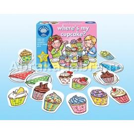 Joc educativ Orchard Toys Unde este prajiturica mea?