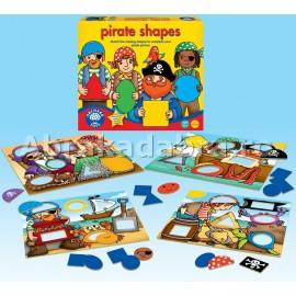 Joc educativ Piratii si formele