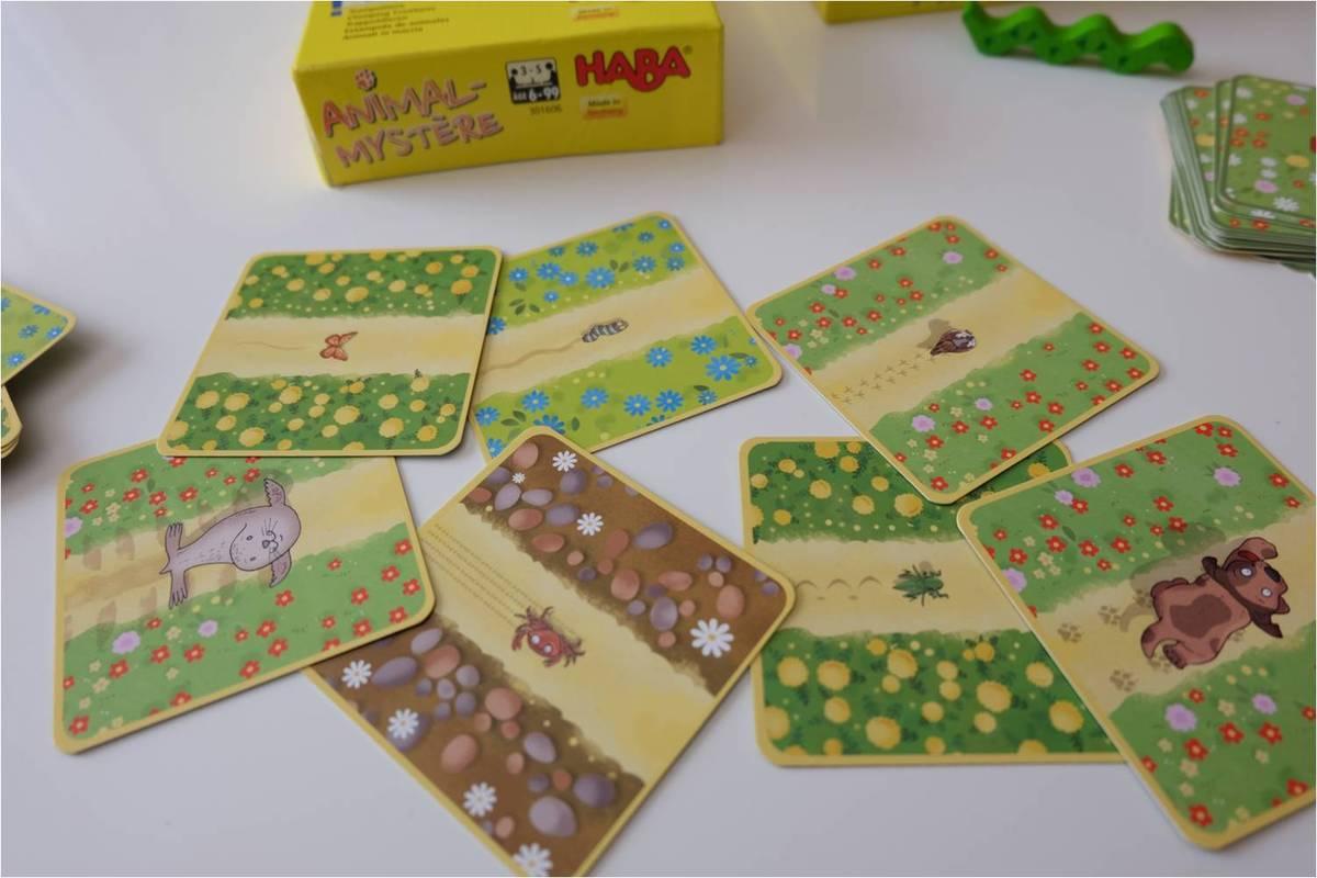 joc copii cu animale Haba