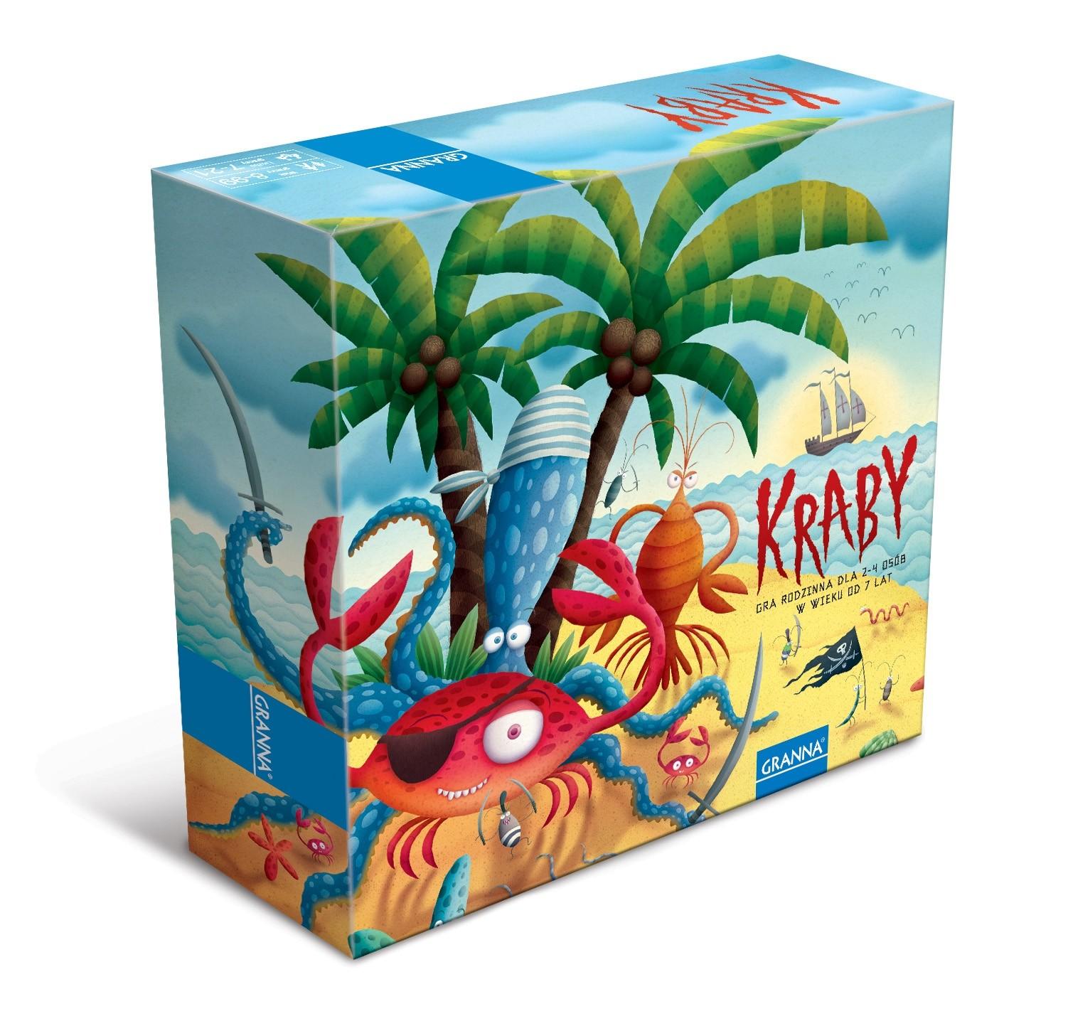Joc copii Crabii