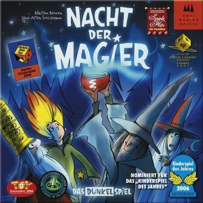 Joc Noaptea vrajitorilor (Magician's Night)