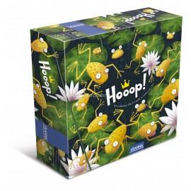 Joc tactica cu broscute pentru copii Hooop!
