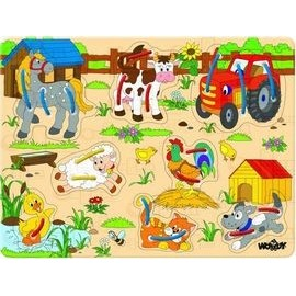 Puzzle snuruire animale