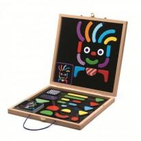 Joc magnetic creativ Djeco
