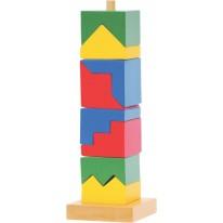 Turn din lemn