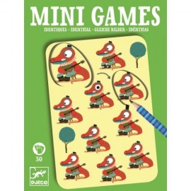 Mini games Djeco imagini identice