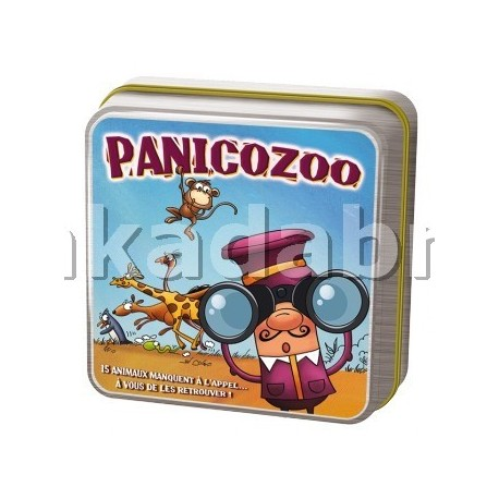 Joc PanicoZoo
