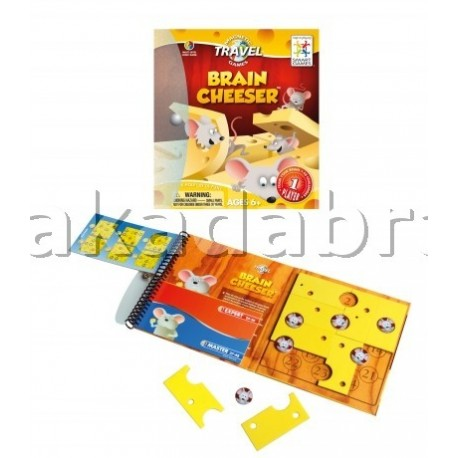 Joc Brain Cheeser Smart Games