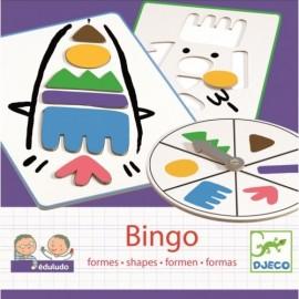 Bingo Djeco forme