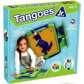 Joc tangram magnetic mare Tangoes Junior