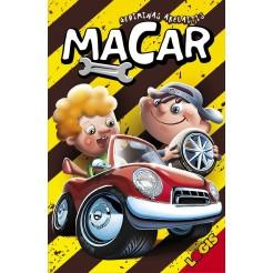 Joc de imaginatie si creativitate cu masinute MaCar