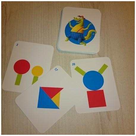 Joc cu figuri geometrice Kolka I Spolka