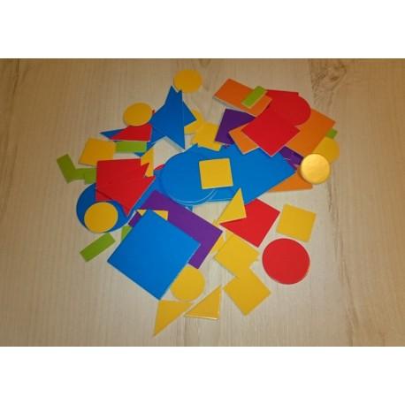 Joc cu figuri geometrice Kolka I Spolka Granna