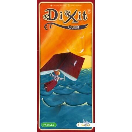 Joc Dixit Quest (extensie Dixit)
