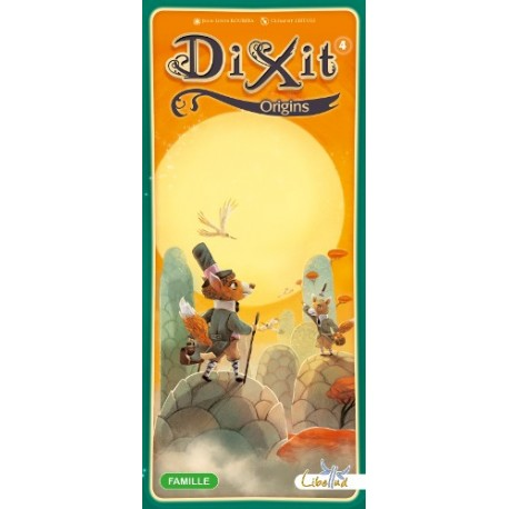 Joc Dixit Origins (extensie Dixit)