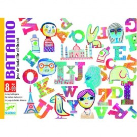 Joc de carti educativ Batamo