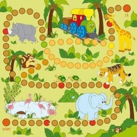 Set jocuri:intrecerea animalelor si Plimbarea prin jungla