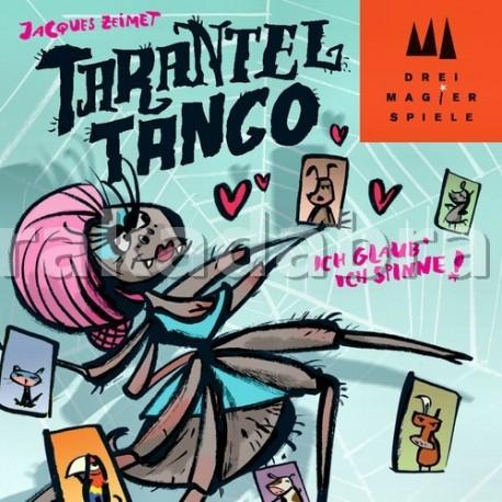 Joc de carti copii Tarantula tango (Tarantula tango)