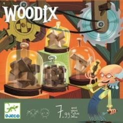 Woodix Djeco jocuri logice din lemn