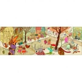 Puzzle Djeco Paris