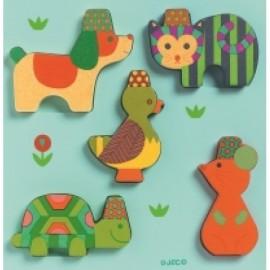 Puzzle Djeco Yuko