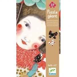 Puzzle gigant Djeco Printesa Charline