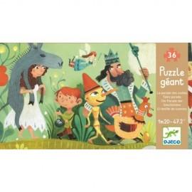 Puzzle gigant Djeco Parada povestilor