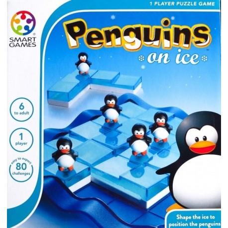 Joc Pinguini pe gheata