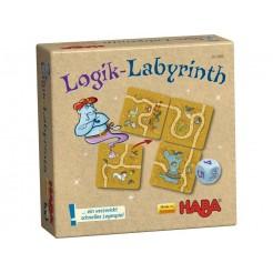 Joc labirintul logic