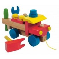 Camion de asamblat
