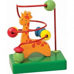 Mini labirint girafa