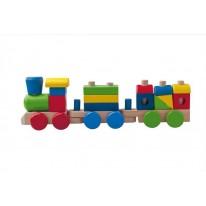 Trenulet cu forme