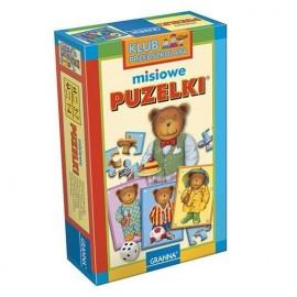 Puzzle simplu cu ursuleti
