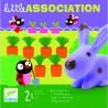 Joc de asociere educativ Little association Djeco