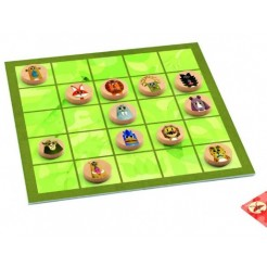 Joc de strategie cu animale Animouv Djeco