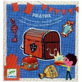 Joc Djeco pentru petrecerea copilor Djeco Piratrix- gaseste comoara
