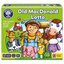 Joc Loto ferma copii 2 - 3 ani