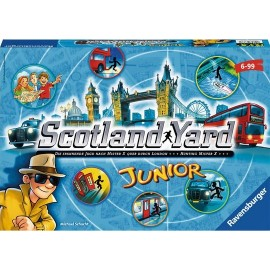Joc Scotland Yard Junior