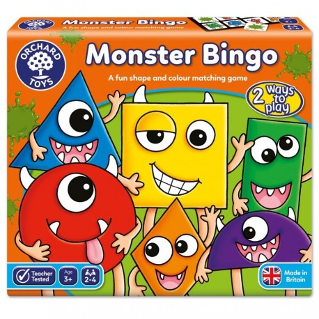 Bingo cu monstuleti