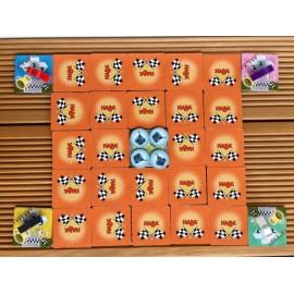 Joc de memorie cu masinute